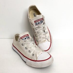 Converse sneakers white toddler/youth